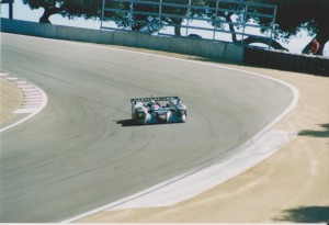 Cadillac Northstar LMP 02 with Jyrki Jarvilehto driving?