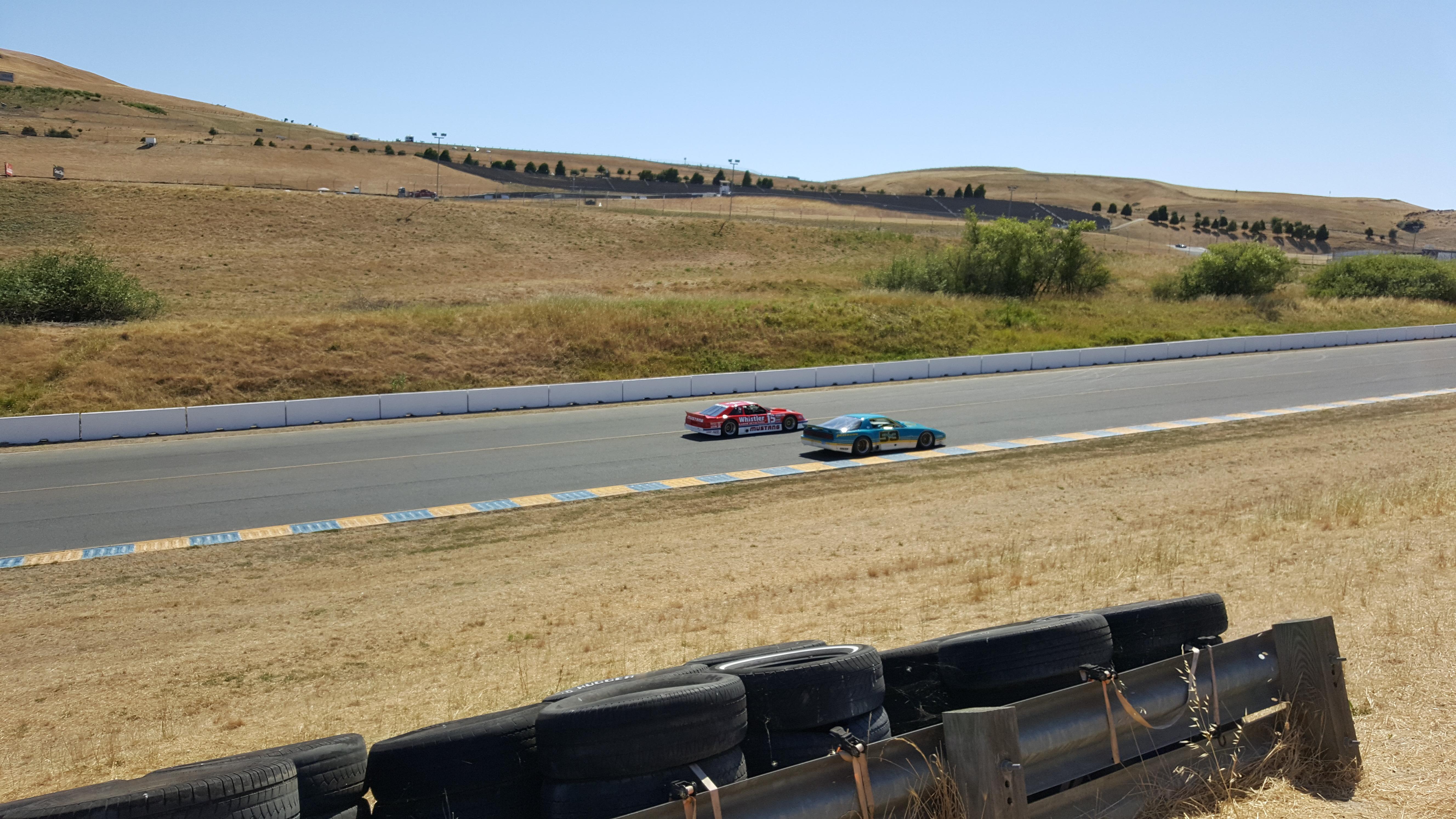 1982 -1991 HISTORIC IMSA GTO / SCCA TRANS AM RACING CARS AT THE 2016 ...