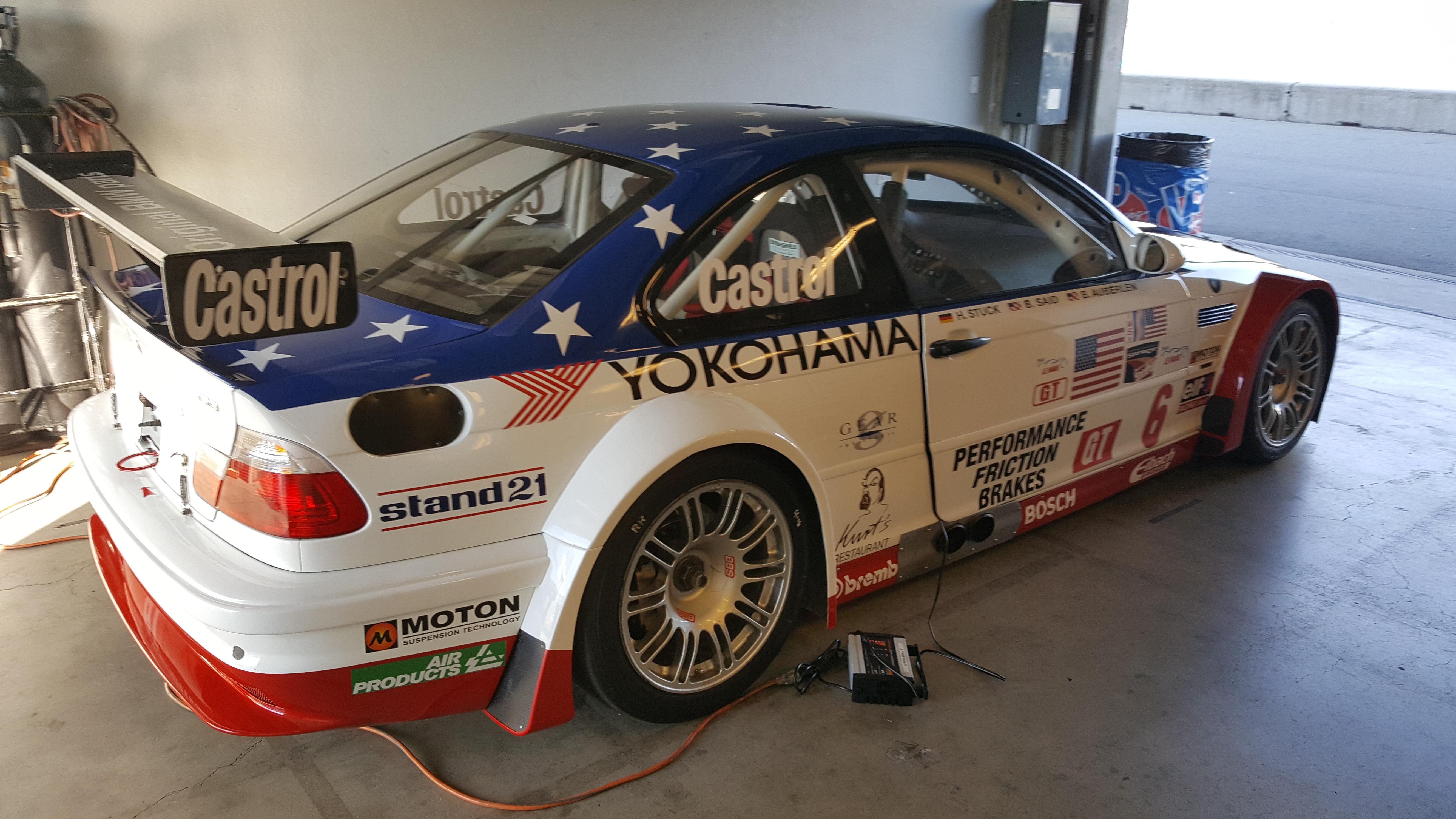 Mazda Raceway Laguna Seca >> 2001 BMW M3 GTR E46 ENCOUNTER AT THE 2016 ROLEX PRE ...