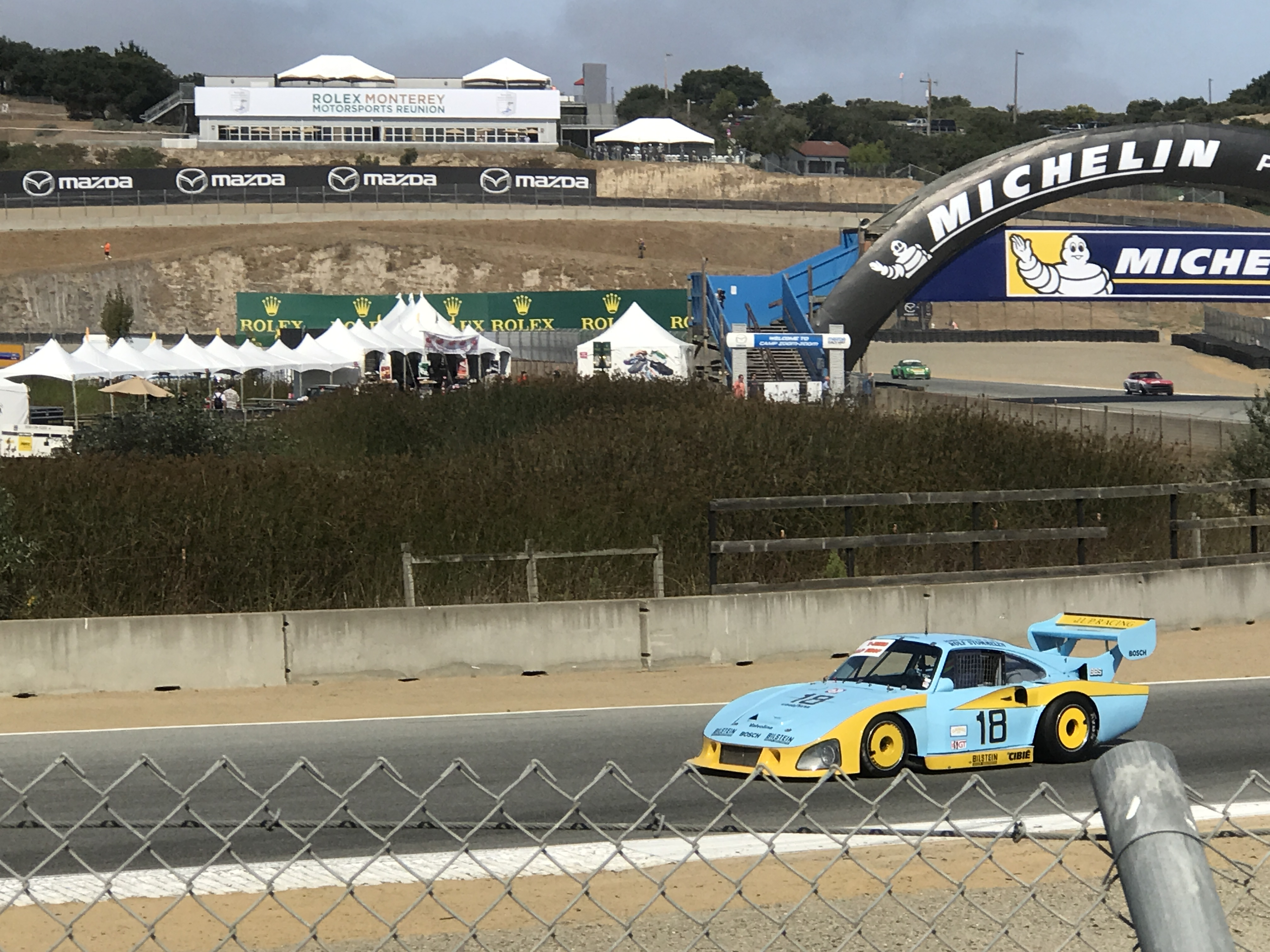 FRIDAY MORNING AT THE 2017 ROLEX MONTEREY MOTORSPORTS REUNION – THE ...